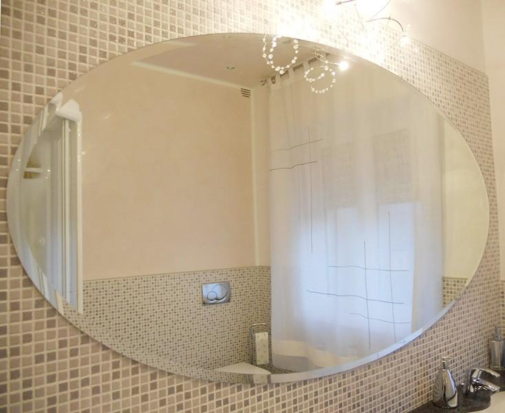 Specchio ovale bagno u2013 idee di immagini di casamia