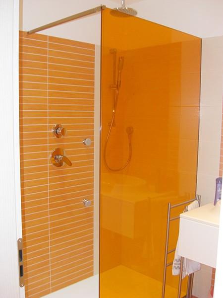 Vetro per box doccia - Pellicola per doccia ...